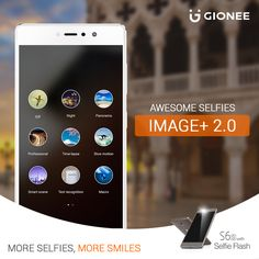 Taking selfies is all about looking good, no matter what. And you can get the perfect selfie moment just about any time – even at night. But darkness isn't exactly the most ideal surrounding for selfies. With the Gionee S6s though, your clicks will always shine through. S6s pictures are clearer, sharper and brighter thanks to the Selfie Flash and the 8MP front camera. Get one now, and see your Gionee S6s pics outshine all other selfies.