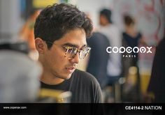 CE4114-2 NATION #eyewear #frame #fashion #copenax #코페낙스