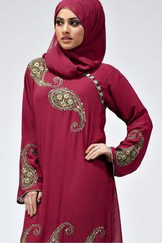 Fancy-jilbab-2012-2013. The color!!