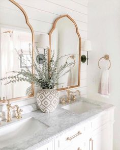 bathroom design ideas - master bathroom ideas - interior design - interior design ideas - home design - home design ideas - bathroom decor ideas - master bathroom design ideas - Bad Inspiration, Bathroom Inspiration, Home Decor Inspiration, Bathroom Inspo, Decor Ideas, Decorating Ideas, Girl Bathroom Ideas, Mirror Inspiration, Bathroom Styling