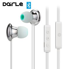 Wireless Sporting In-ear Headphone Earbuds with Deep Bass Sound Bluetooth 4.1 and Strong 4mm Flat Cable Widely Use for Iphone6/6s/plus. Manufacturer directly offer 6 months warranty time. Using the newest CSR8645 chip to support Bluetooth 4.1+EDR. Adjustable cable for sporting and user can control the lengh yourselves. Power Warning: When charging the headphones please use a micro USB cable with a 5V DC power source such as your computer's USB or a 5V smart phone charger. Do NOT ever…