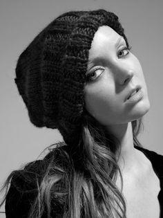 Campaign for Wool: Fashion brand North Circular are just one of the many brands that are   supporting Campaign For Wool. Check out supermodel Lily Cole sporting   one of North Circular's wool ski beanies.