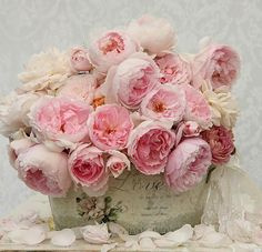 ❥ shabby bouquet