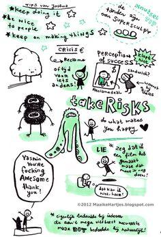 Maaike Hartjes - illustrator and comicartist from Holland