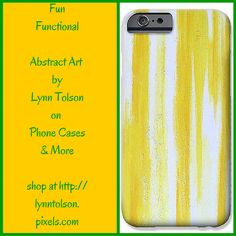 """Sunny Side Up"" Abstract Art by Lynn Tolson on Phone Cases and more! #AbundantArtsVintage #FineArtAmerica #AbstractCanvasArt #AbstractPaintings #AbstractArt #AbstractExpressionism #ContemporaryArt #HomeDecor #ModernArt #GreenAbstractArt #GreenPhoneCase #PhoneCase #GalaxyCase"
