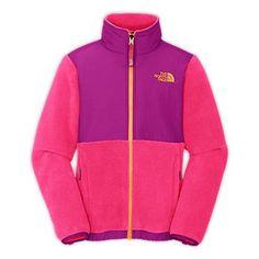 The North Face Girls' Jackets & Vests GIRLS' DENALI JACKET
