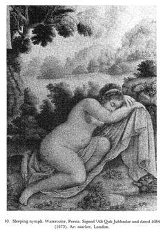 Persian nude Top