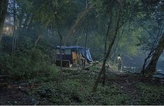 """The Fort"" by Gregory Crewdson"