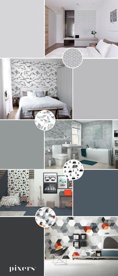gray in PIXERS.US ✓ Eco-Friendly ✓ Online Configuration ✓ We will help you choose a pattern!