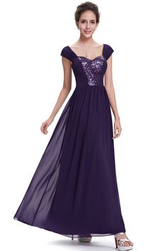 Chiffon Mother Of The Bride Sequined Sweetheart Off The Shoulder Evening Dress A Line Ankle Length Cheap Party Dress Cap Sleeve Bridesmaid Dress, Bridesmaid Dresses, Prom Dresses, Formal Dresses, Wedding Dresses, Matric Dance Dresses, Off Shoulder Evening Dress, Cheap Party Dresses, Ever Pretty