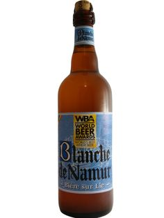 Cerveja Blanche de Namur 750ML
