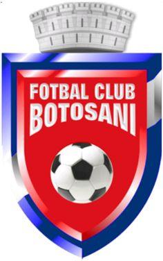 FC Botosani. Romania, Liga I World Football, Football Team, Club, Badge, Romania, Website, Sports, 1, Garter