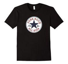 PUNK ROCK T Shirt @ http://amzn.to/1szooeB