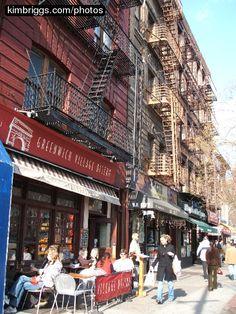 Greenwich Village Bistro.