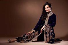 Pakistani Fashion Model Nadia Hussain Model