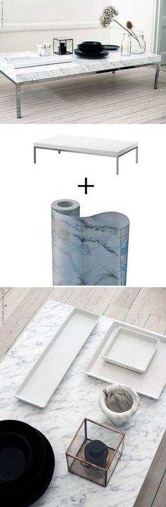 7 Ways to Pimp Your IKEA Furniture | Nordic Days Sååååå mange smarte tips!!! Love it!!!