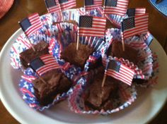 memorial day brownie recipes