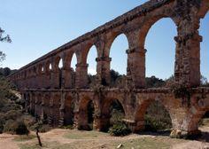 Acueducto Pont de les Ferreres (Tarragona): un puente de leyendas