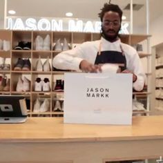 Jason Markk - World's First Drop off Shoe Dry Cleaning Service2