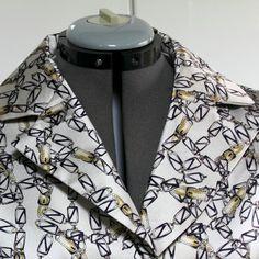 Inspiratie & de mooiste zijde stretch - SEWING CHANEL-STYLE