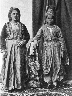Armenian wedding in Sivas/Sepastia.  Late-Ottoman era, c. 1900.