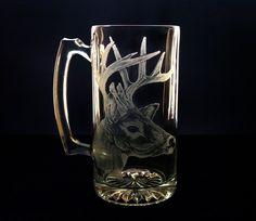 Beer Mug. Great gift for drinking beer. #hunting #deer