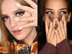Haarige Nägel: Ist das der schrägste Beauty-Trend aller Zeiten?
