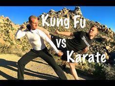 Kung Fu vs Karate - YouTube