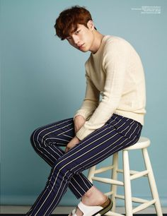 Seo Kang Jun is too handsome for words in 'Harper's Bazaar' Seo Kang Joon, Kang Jun, Asian Boys, Asian Men, Asian Actors, Korean Actors, Seung Hwan, Doctor Who, Joo Hyuk