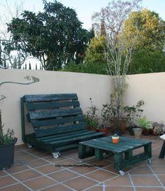 palets | Decoritzion: Palets para la terraza