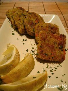 Mamma Veg: Crocchette di miglio al limone