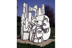 Rijksmuseum presents twelve monumental sculptures by the French artist Jean Dubuffet