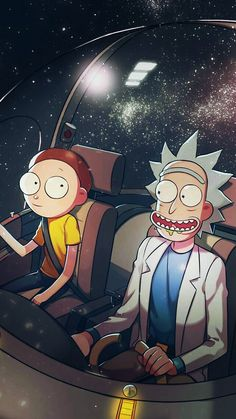 Read from the story ✔ Rick Y Morty: Imágenes Y Comics by AdventurousWorlds (º Ricky Y Morty, Rick And Morty Poster, Comic Anime, Cartoon Cartoon, Geek Culture, Iphone Wallpaper, Wallpaper Wallpapers, Animes Wallpapers, Nerd