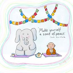 BuddhaDoodles Zone of peace🌠 Tiny Buddha, Little Buddha, Buddha Zen, Buddha Wisdom, Buddah Doodles, Buddha Thoughts, Jack Kornfield, Inspirational Quotes About Success, Doodle Sketch