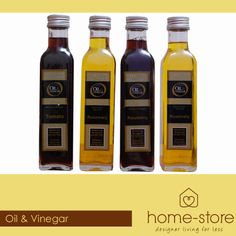 Enhance the flavour of your gourmet home-cooked meal by adding your choice of our various flavour infused Oil & Vinegar range. Infused Oils, Gourmet Recipes, Vinegar, Raspberry, Whimsical, Recipies, Food Porn, Range, Meals