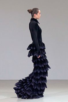 Fashion and fantasy = Azzedine Alaia, Fall 2012