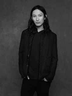 ALEXANDER WANG in The Little Black Jacket by Karl Lagerfeld. Chanel