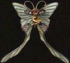 Art Nouveau Jewellery | Loud Alien Noize