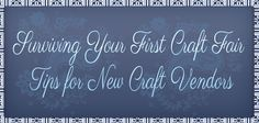 tips for first time craft fair vendors
