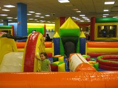 808 Bounce Center at Windward & Pearlridge Malls