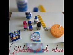 Materiais P Arte Reborn - YouTube