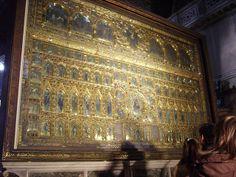 Palla d'Oro de San Marcos de Venecia (S.XII-XIV) - Segunda Edad de Oro Bizantina -19