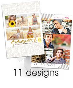 Senior Foil Press Card Bundle - Miller's Design Market