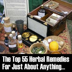 Being prepared to self-heal using natural, herbal remedies is...