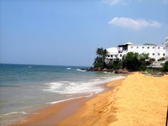Mount Lavinia Beach - Colombo, Sri Lanka