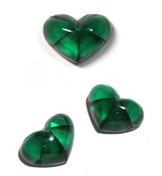 Trapiche Emerald: the rarest of all the emeralds and most highly-prized by collectors, it is found and mined in only two locations in Columbia.