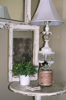 Ava Blake Creations: Vintage Windows And How To Decorate Them!