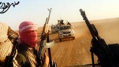 Ausschnitt aus einem IS-Propagandavideo