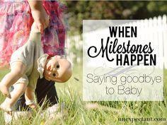 When Milestones Happ