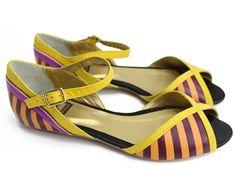 THRIFT+-+Louloux+-+Sapatos+Colecionáveis